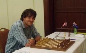 Commonwealth Chess Championship 2011 | Gawain Jones