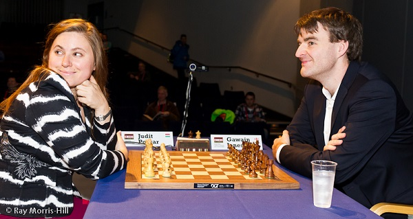 Polgar vs Jones 0-1