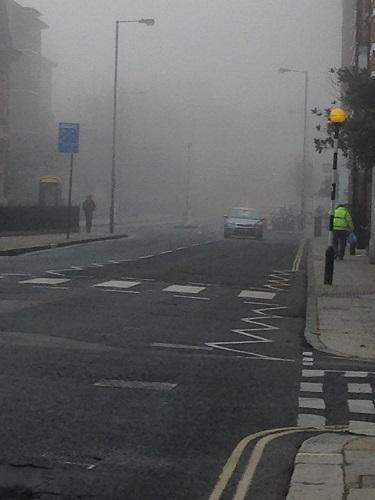 London fog :-(