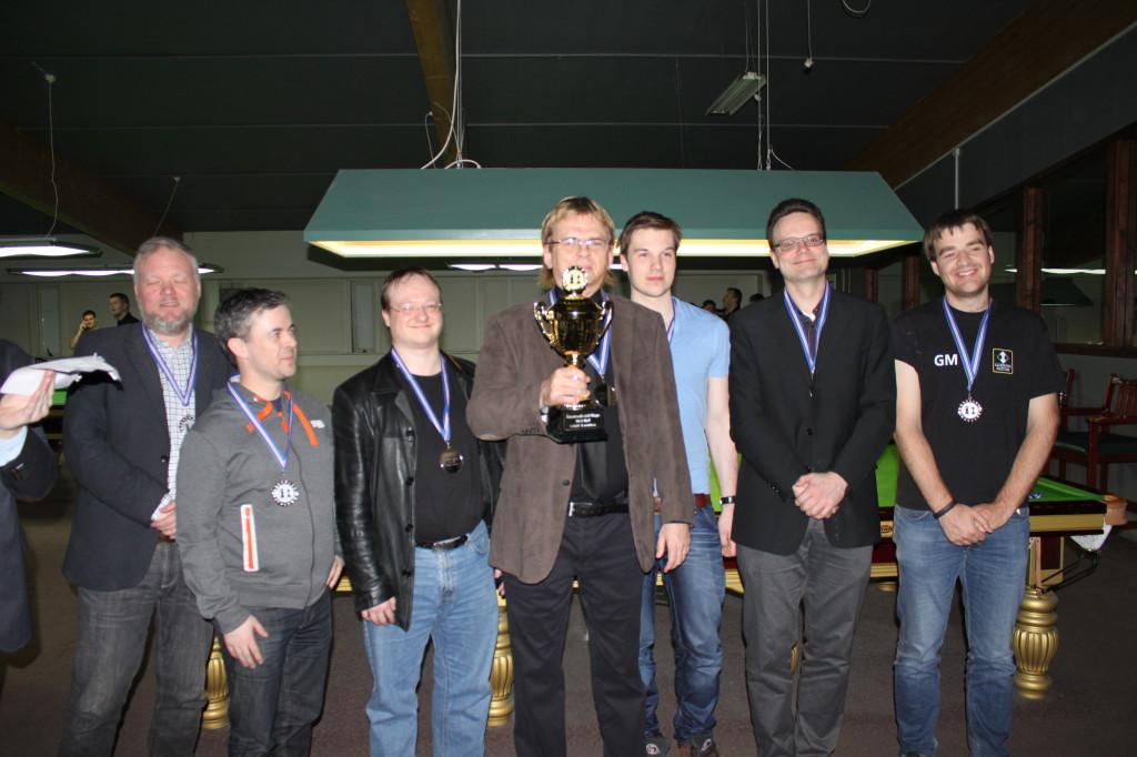 Our successful GM Hellir team