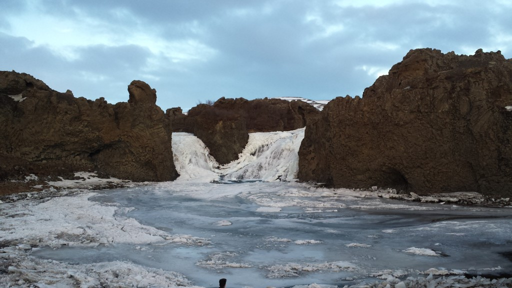 Iceland's stunning scenery