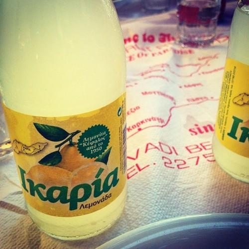 Delicious lemonade!