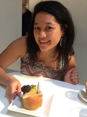Ottolengi Cake