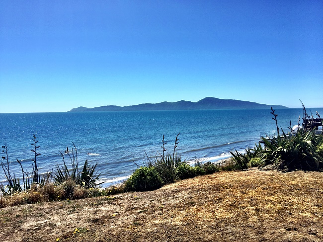 Kapiti Coast, New Zealand - It obviously always looks like this.